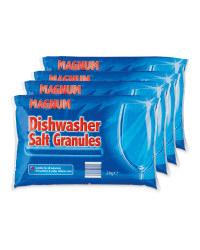 Dishwasher Salt 4 Pack
