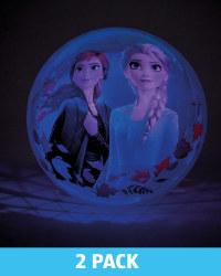 Frozen 2 Flashing Ball 2 Pack