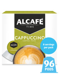 Cappuccino Coffee Pods Bundle 6 Pack