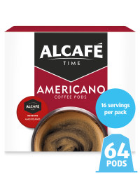 Americano Coffee Pods Bundle 4 Pack