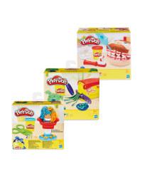 Classic Mini Play-Doh Set 3 Pack