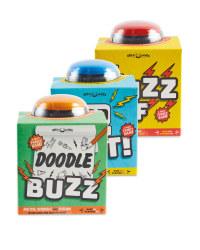 Professor Puzzle Buzzer Games Set