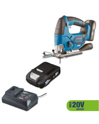 Cordless Jigsaw & Battery/Charger