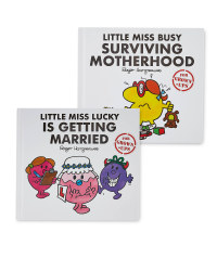 Little Miss Busy & Lucky Adult Books