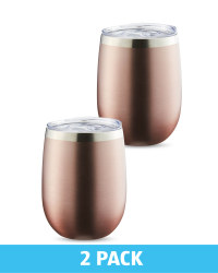 Pink Insulated Tumbler 2 Pack