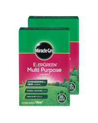 Miracle-Gro Lawn Seed 2 Pack