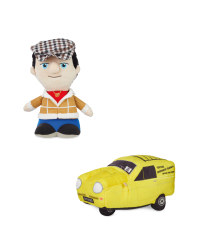 Talking Only Fools Soft Toys