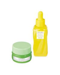 Face Serum & Overnight Eye Cream Set