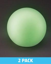 Solar Ball Light 2 Pack