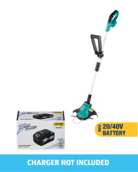 Lawn Trimmer With 20/40V Battery