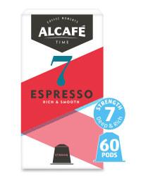 Espresso Coffee Pods 6 Pack