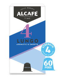 Lungo Coffee Pods 6 Pack