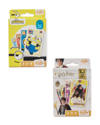 Harry Potter & Minions Card Games