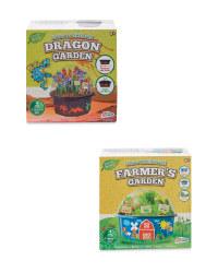 Grow Your Own Dragon & Farmer Kits