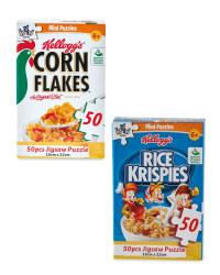 Mini Krispies & Corn Flakes Jigsaw