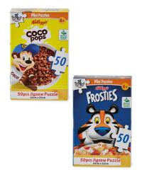 Mini Coco Pops & Frosties Jigsaw Set