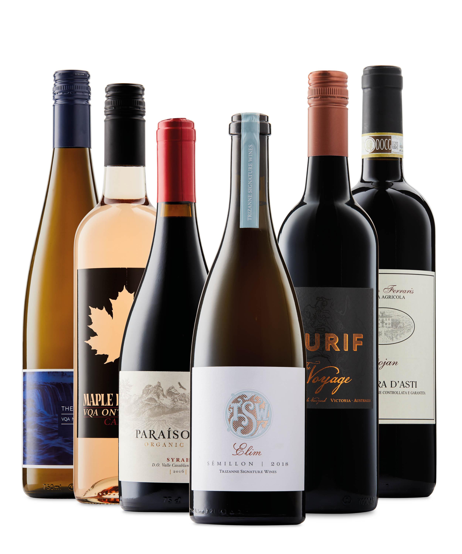 Online Exclusive Wine Case