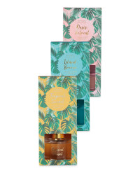 Summer Reed Diffuser 3 Pack