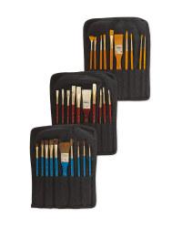 Simply Paint Brush Set