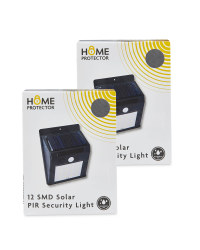 Home Protector Security Light 2 Pack