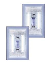 Multi-Light Flip Switch 2 Pack