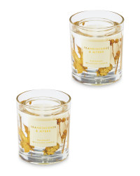 Frankincense & Myrrh Candle 2 Pack