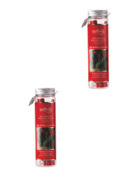 Red Berry Tree Sticks 12 Pack