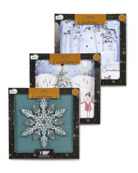 Luxury Christmas Cards 18 Pack