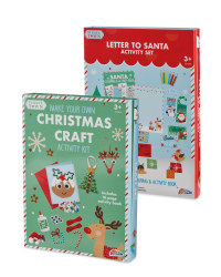 Grafix Christmas Activity Sets
