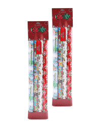 Walking On Air Gift Wrap 8 Rolls