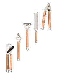Copper Kitchen Accessories Set