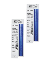 Larger Than Life Mascara 2 Pack