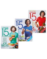 Joe Wicks Lean in 15 Bundle 3 Pack