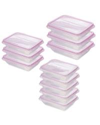Pink Fresh & Freeze Boxes Set