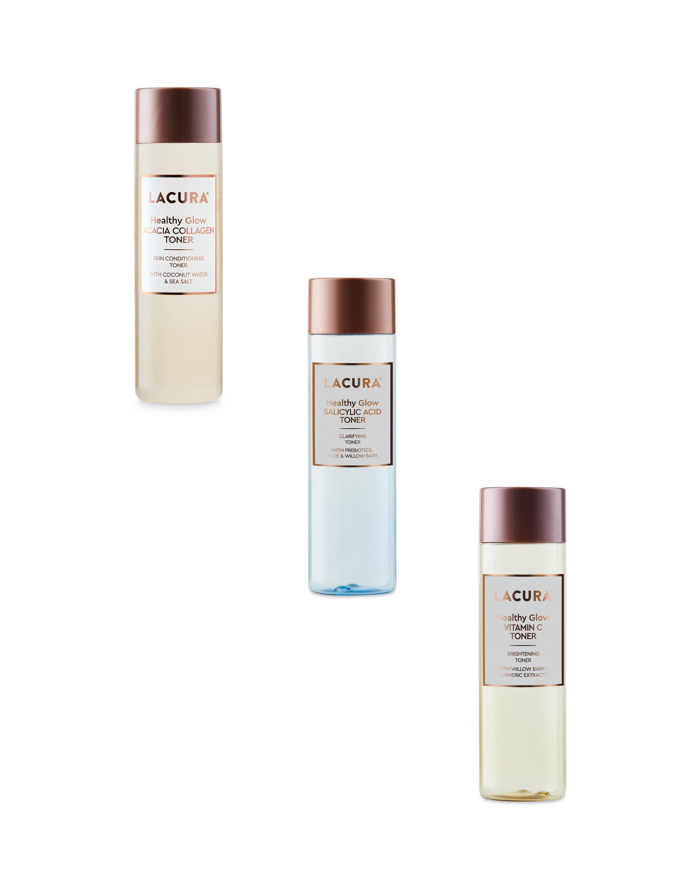 Lacura Mixed Skincare Tonics