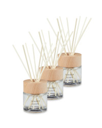 Summer Sands Reed Diffuser 3 Pack