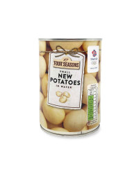 Small New Potatoes In Water