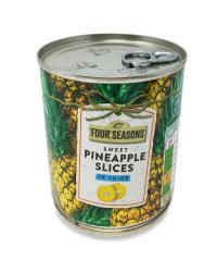 Sweet Pineapple Slices