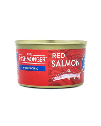 Wild Pacific Red Salmon