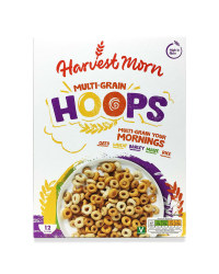 Multigrain Hoops