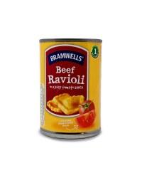 Bramwells Beef Ravioli 400g