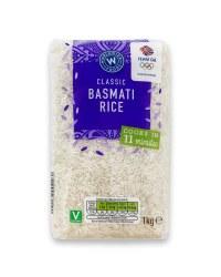 Worldwide Classic Basmati Rice 1kg