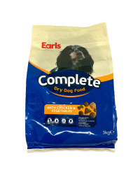 Complete Dry Dog Food Chicken