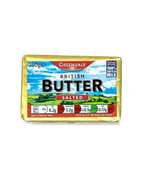 British Butter Salted