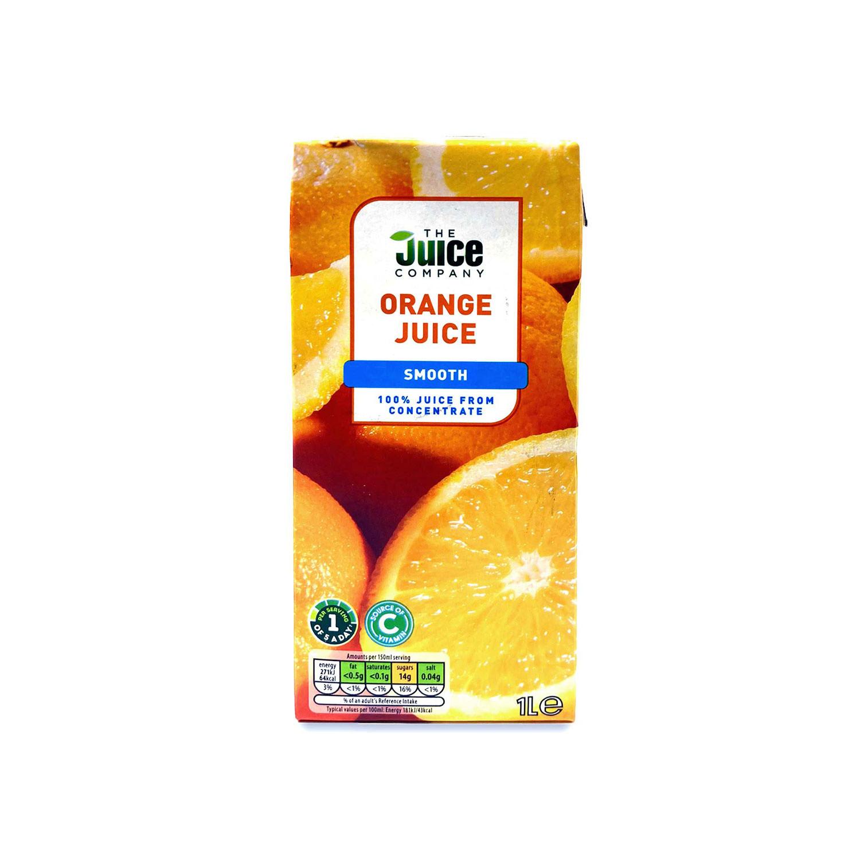 Smooth Orange Juice
