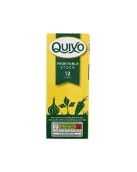 Quixo 12 Vegetable Stock Cubes