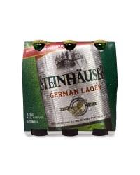 Steinhauser German Lager 6x330ml