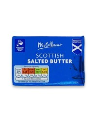 Scottish Salted Butter
