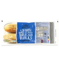 4 Bake At Home White Rolls