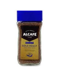 Freeze Dried Decaf Coffee